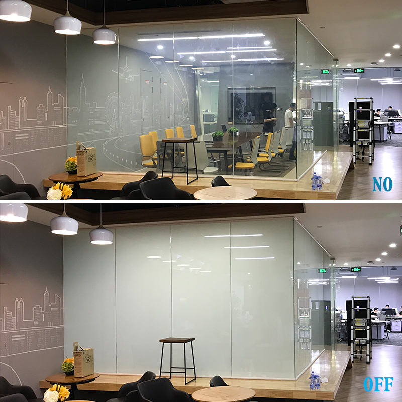 electric privacy glass film PDLC