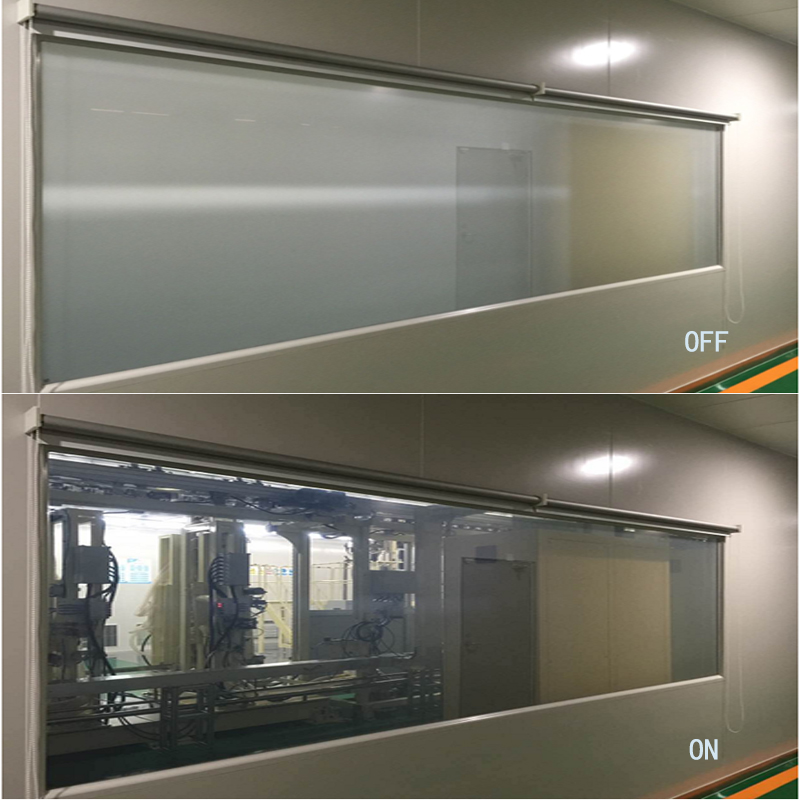 factory smart window film