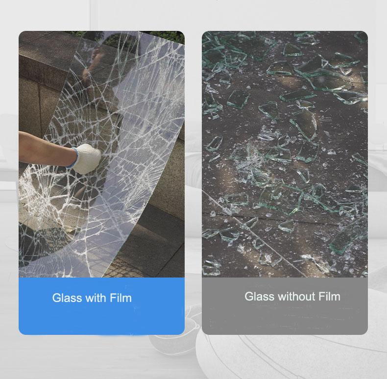 photochromic window films